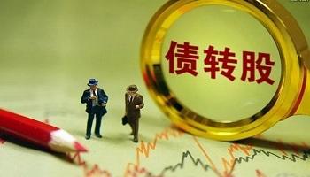 加强公司债权转股权,扩大公司注册资本的行为