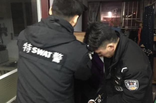 上海警方破获特大虚开增值税专用发票案