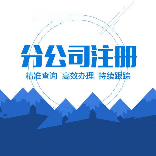 天津注冊分公司有什么要求,需要提交哪些資料?