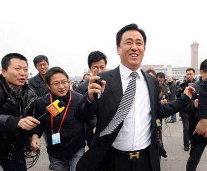 许家印成中国新首富 马云第二、王健林跌至第四