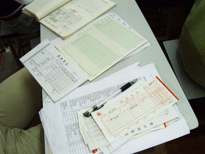 深圳公司財務記賬的憑證都可以有哪些?